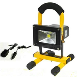 Emergency Rechargeable LED flood light 18w
