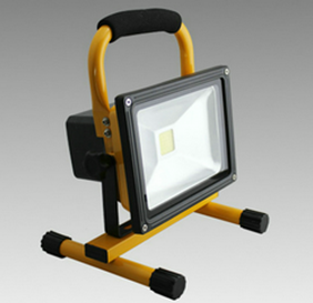 Emergency Rechargeable LED flood light 20w