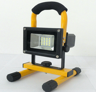 Emergency LED flood light 30w