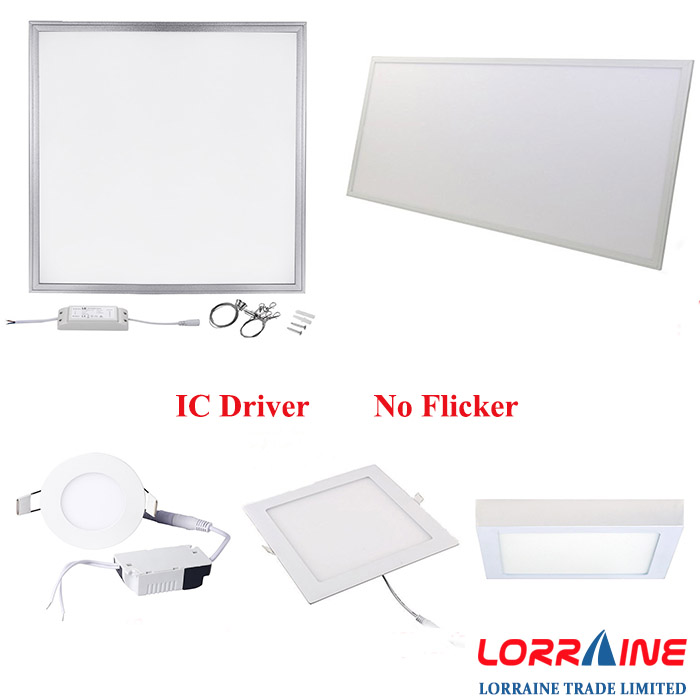 2017 Top quality led panel lamp,36W 48W super thin LED panel light