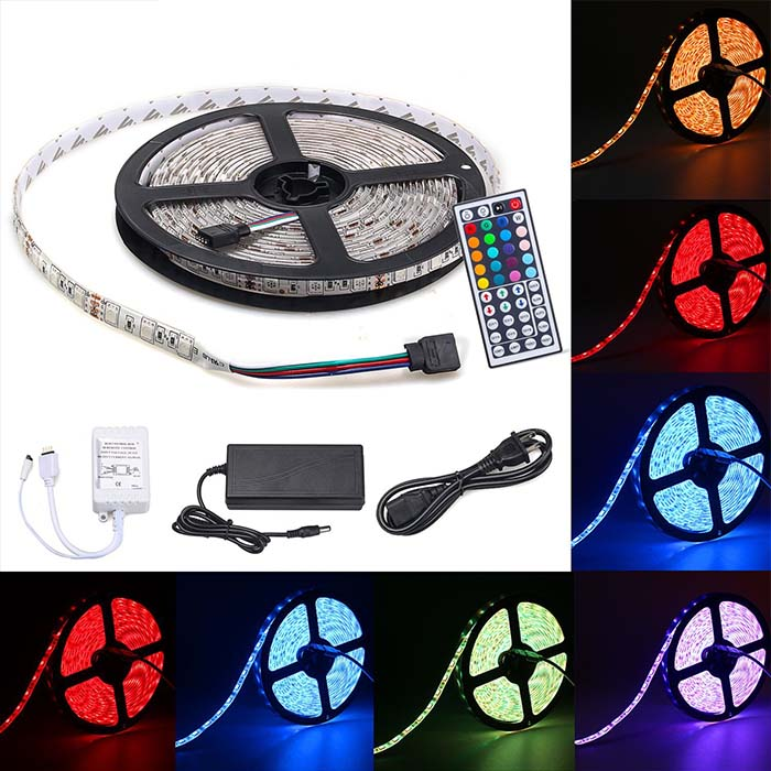 SMD5050 LED Strip-RGB Color
